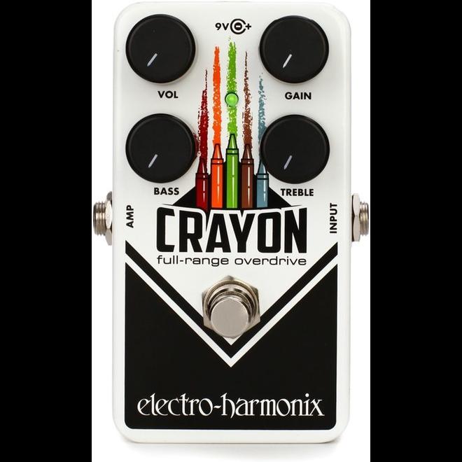 Electro-Harmonix - Crayon Overdrive, 69