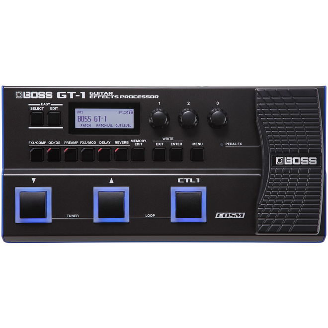 Boss - GT-1 Guitar Effects Processor