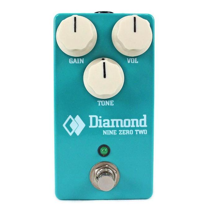 Diamond Pedals - 'Nine Zero Two' Classic Overdrive