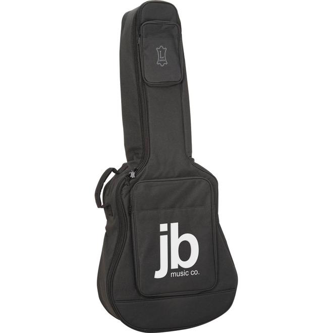Levy's - Deluxe Gig Bag w/JB Logo, Acoustic Guitar (EM20S)