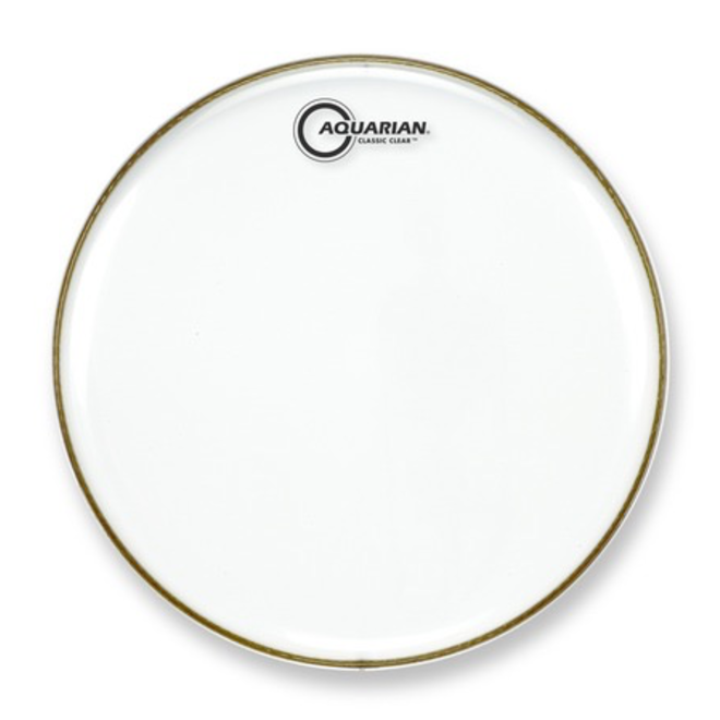 Aquarian - Classic Clear Snare Side, 14""