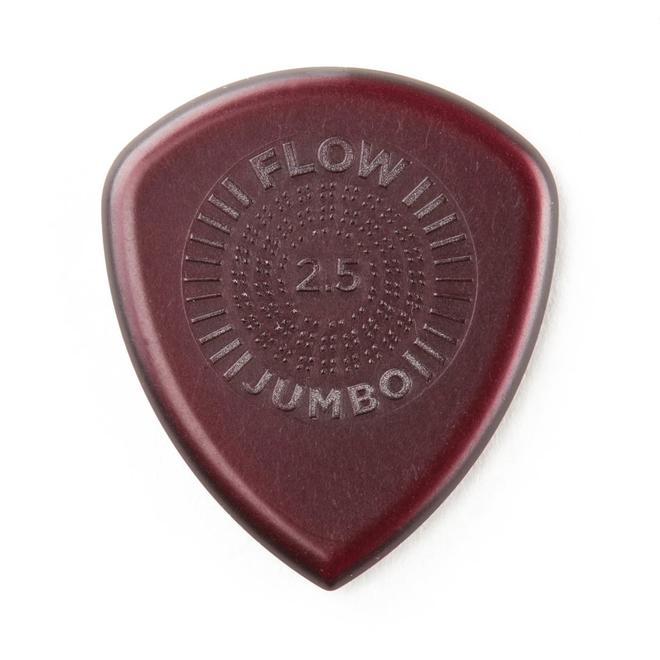 Jim Dunlop - 2.5 Flow Jumbo Pick Pack (3)