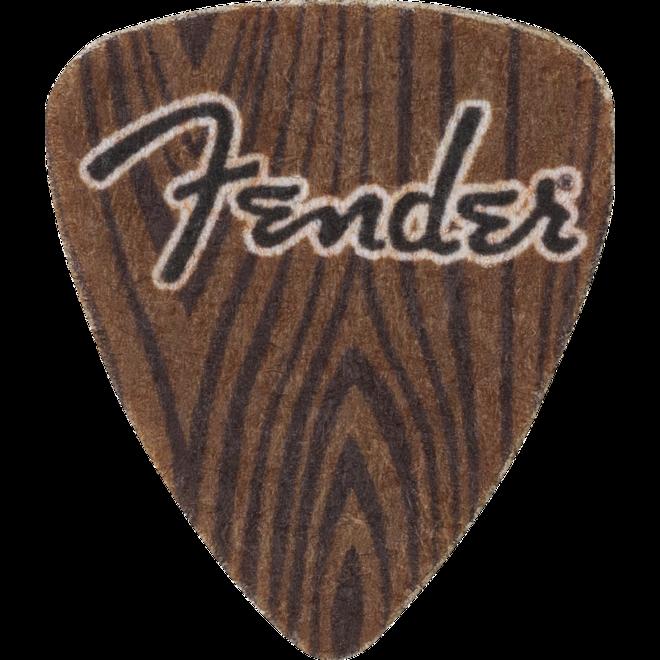 Fender - Felt Ukulele Picks, 3 Pack
