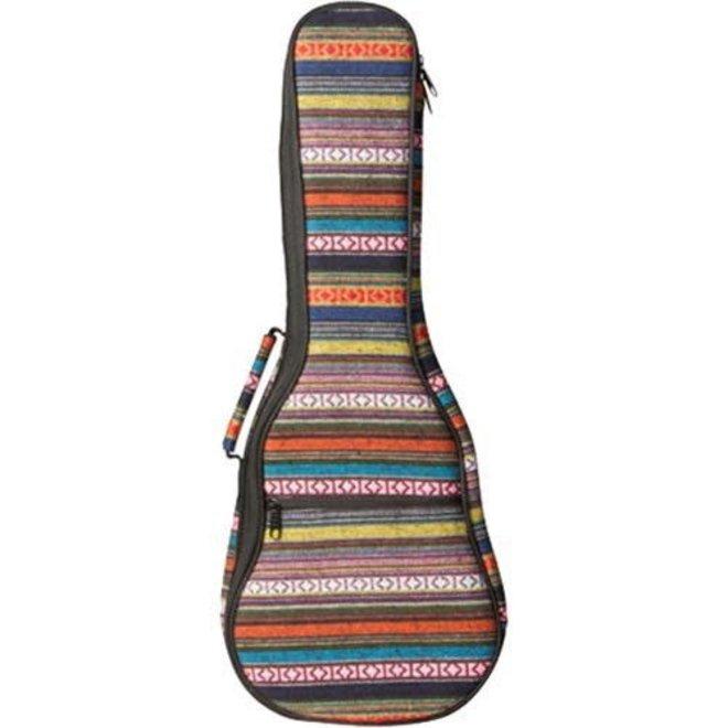 On-Stage - Deluxe Striped Ukulele Bag, Tenor