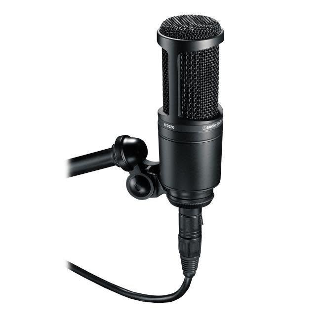 Audio Technica - Studio Condenser Microphone