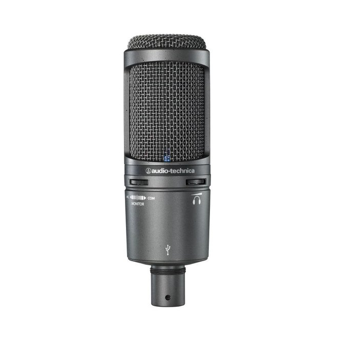 Audio Technica - AT2020USB+ Studio USB Condenser Microphone