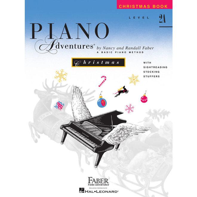 Piano Adventures - Christmas Book, Level 2A