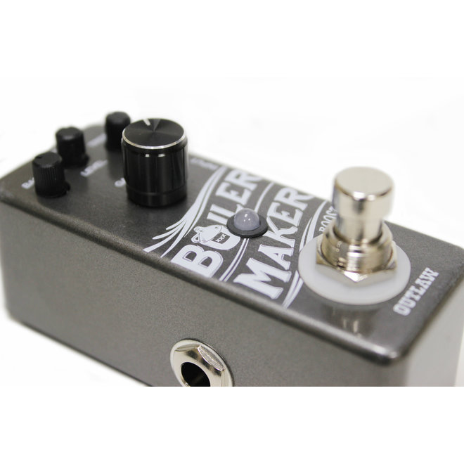 Outlaw Effects - Boost Pedal