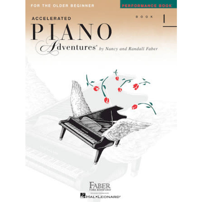 Piano Adventures - For The Older Beginnner, Book 1, Performance