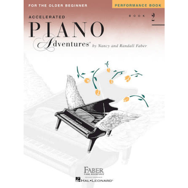 Piano Adventures - For The Older Beginnner, Book 2, Performance