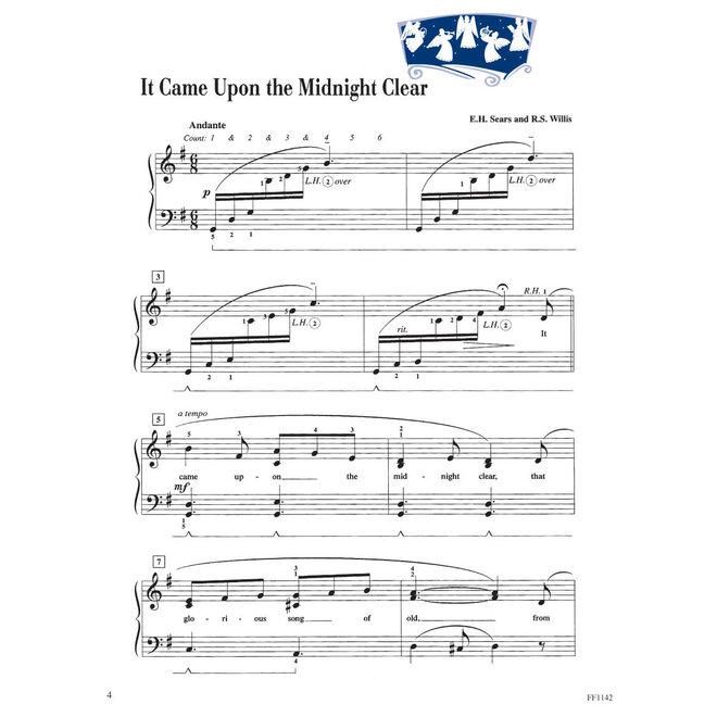 Piano Adventures - Christmas Book, Level 4