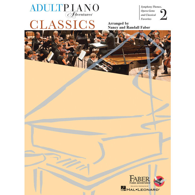 Adult Piano Adventures - Classics Book 2