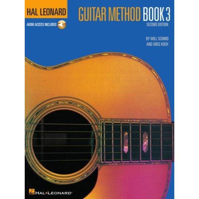 Hal Leonard - Guitar Method, Book 3, w/Online Media
