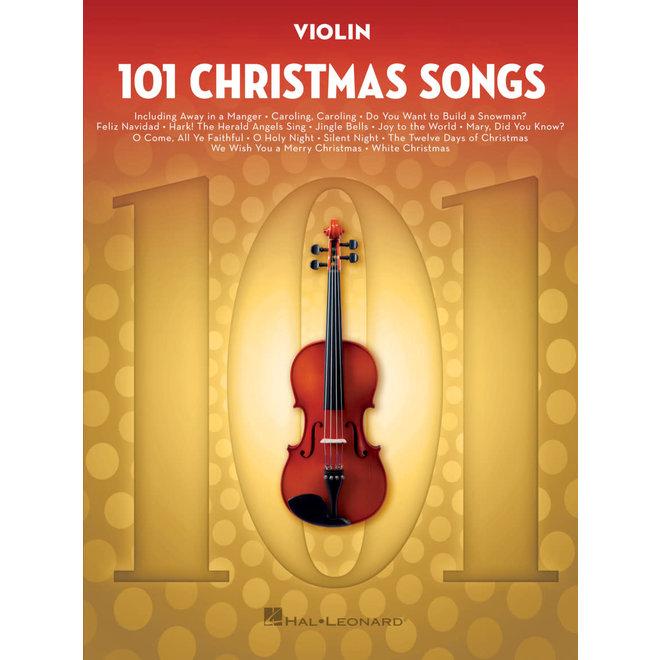Hal Leonard - 101 Christmas Songs, Violin