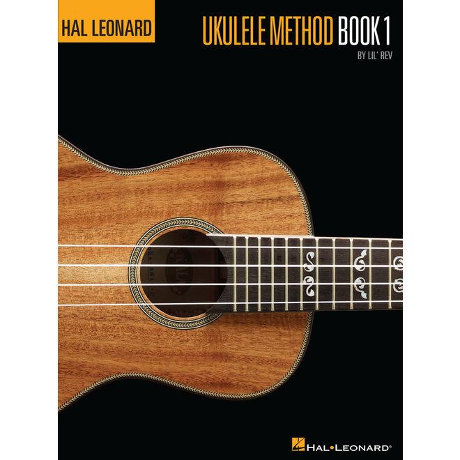 Hal Leonard - Hal Leonard Ukulele Method Book 1