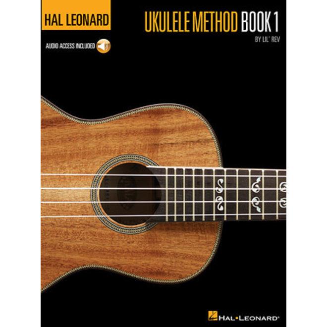 Hal Leonard - Hal Leonard Ukulele Method Book 1 w/online audio