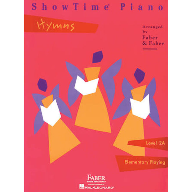 Hal Leonard - Faber ShowTime Piano, Level 2A, Hymns
