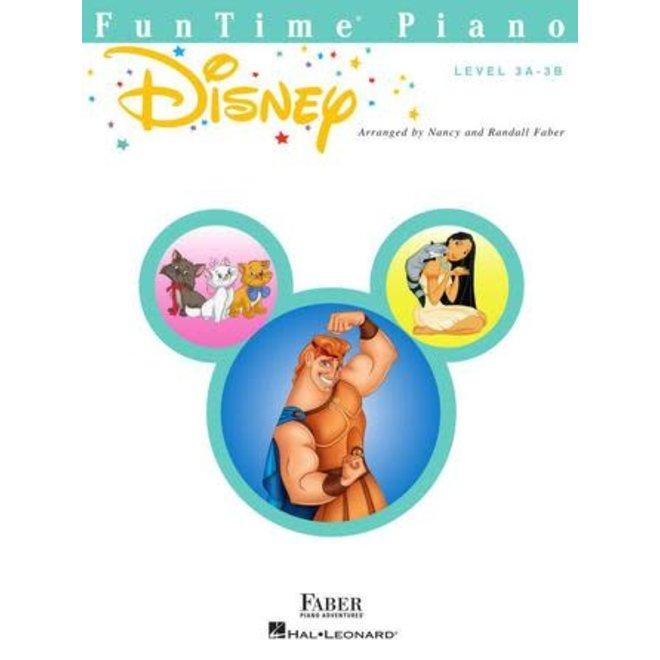 Hal Leonard - Faber FunTime Piano Level 3A-3B, Disney