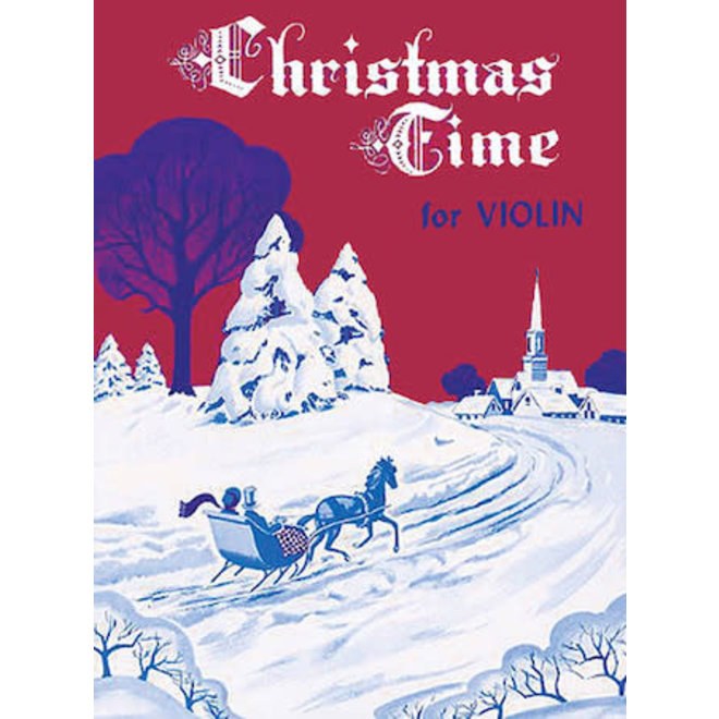 Hal Leonard - Christmas Time For Violin
