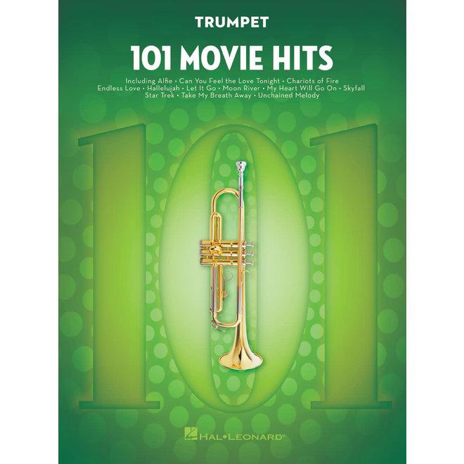 Hal Leonard - 101 Movie Hits, Trumpet