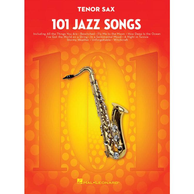 Hal Leonard - 101 Jazz Songs, Tenor Sax
