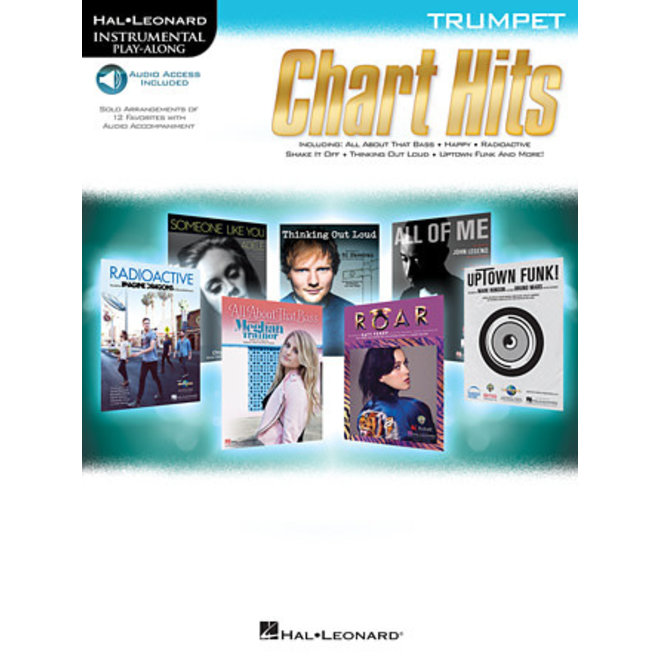 Hal Leonard - Chart Hits, Trumpet