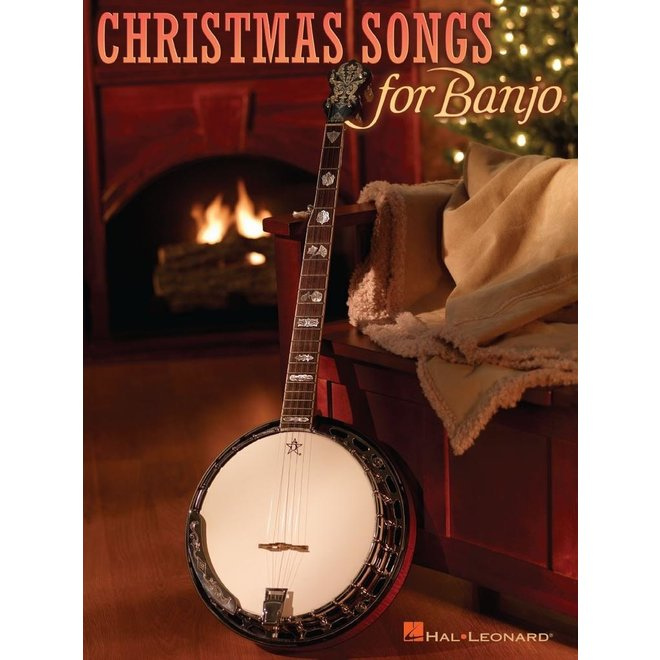 Hal Leonard - Christmas Songs for Banjo