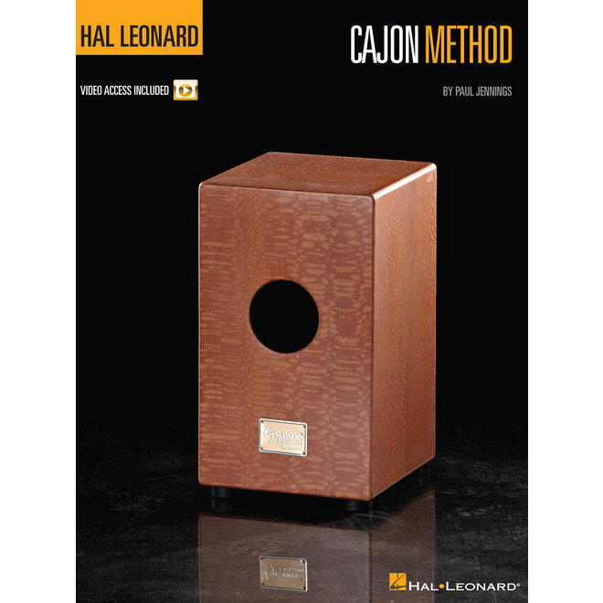 Hal Leonard - Cajon Method