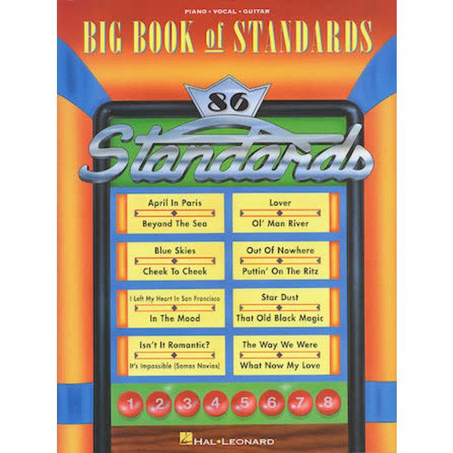 Hal Leonard - Big Book Of Standards