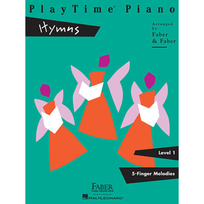Hal Leonard - Faber PlayTime Piano, Level 1, Hymns