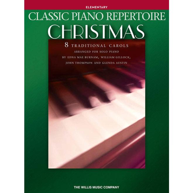 Hal Leonard - Classic Piano Repertoire Christmas