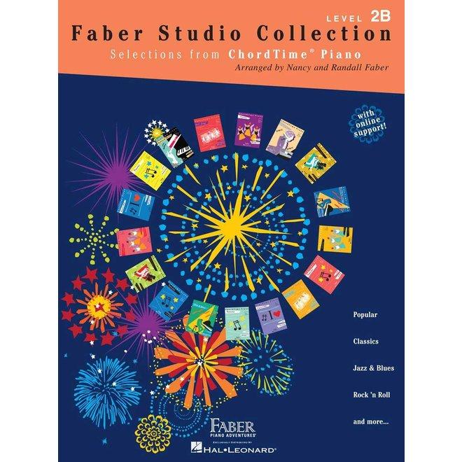 Hal Leonard - Faber ChordTime Piano, Level 2B, Faber Studio Collection