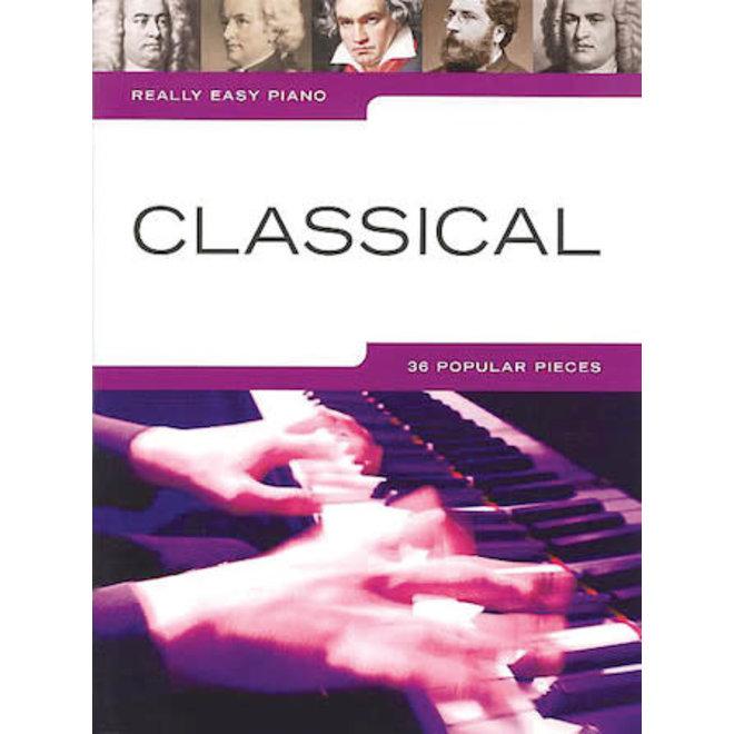Hal Leonard - Classical, Really Easy Piano
