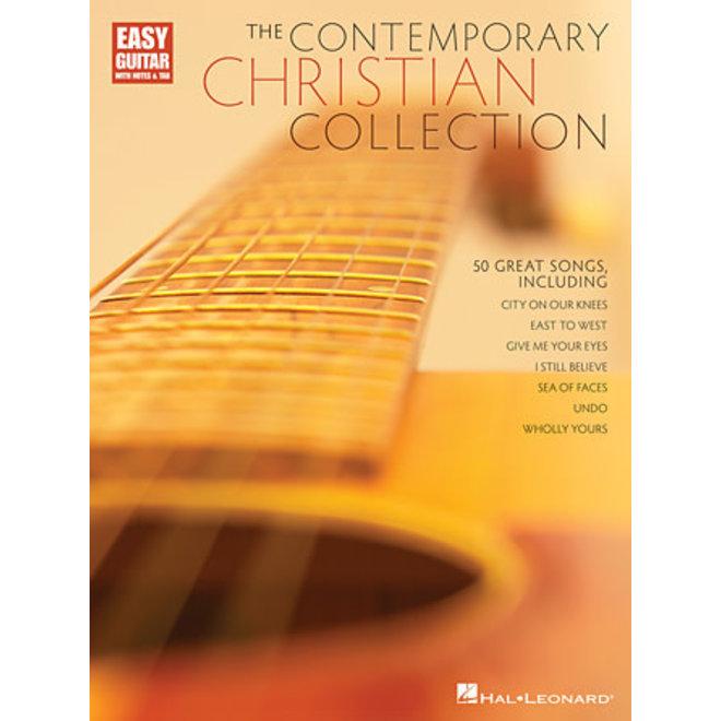 Hal Leonard - Contemporary Christian Collection, easy guitar