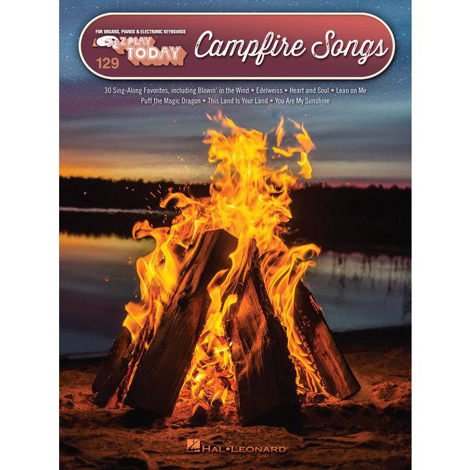 Hal Leonard - Campfire Songs, EZ Play Today #129