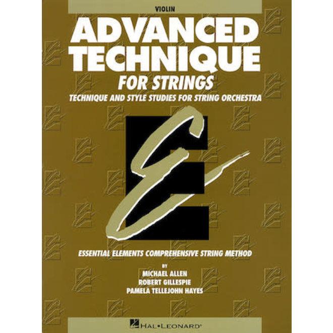 Hal Leonard - Essential Elements for Strings , Level 4