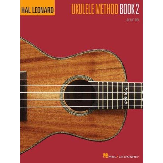 Hal Leonard - Hal Leonard Ukulele Method Book 2