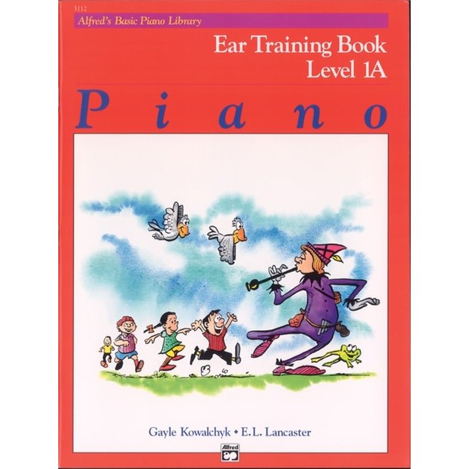Alfred's - Basic Piano Course: Ear Training Book 1A