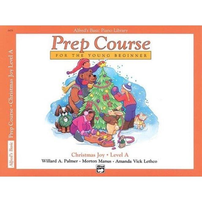 Alfred's - Basic Piano Prep Course: Christmas Joy, A