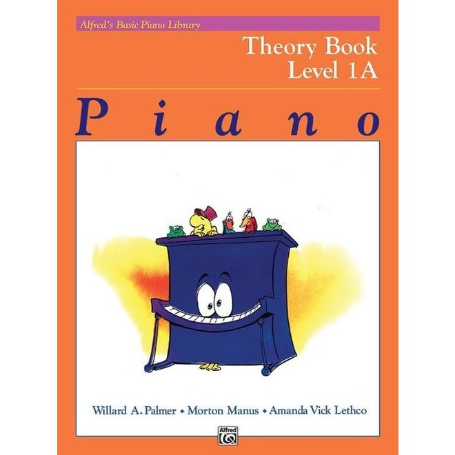 Alfred's - Basic Piano Course: Theory Book 1A