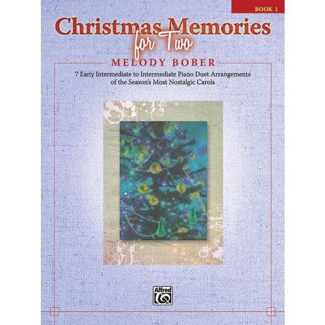 Alfred's - Christmas Memories for Two, Book 1, Early Intermediate Duets