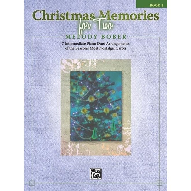 Alfred's - Christmas Memories for Two, Book 2, Intermediate Duets