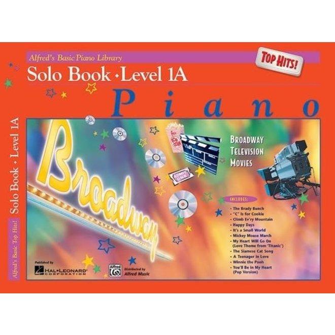 Alfred's - Basic Piano Course: Solo Book 1A