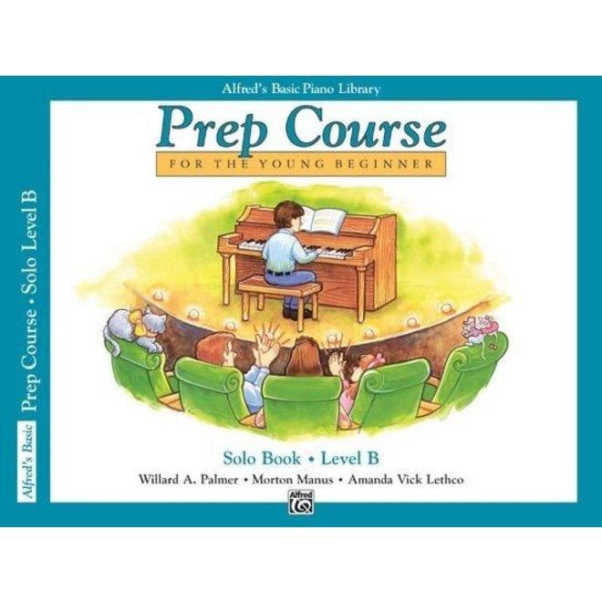 Alfred's - Basic Piano Prep Course: Solo Book B