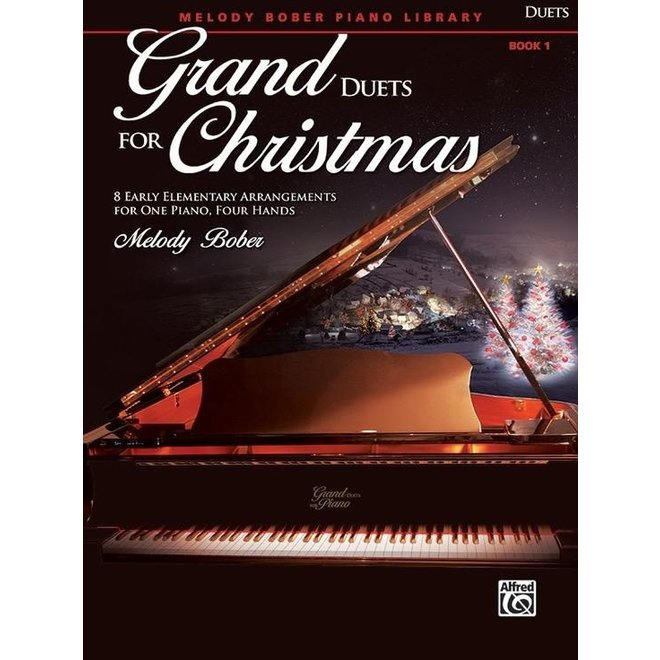 Alfred's - Grand Duets for Christmas, Book 1