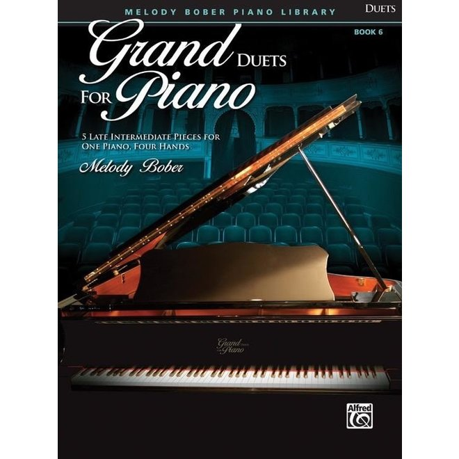 Alfred's - Grand Duets for Piano, Book 6