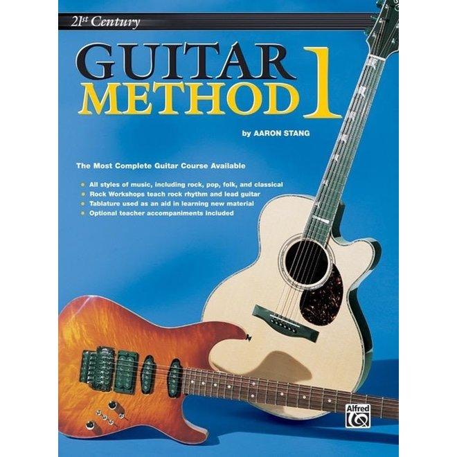 Alfred's - The 21st Century Guitar Method, Method 1