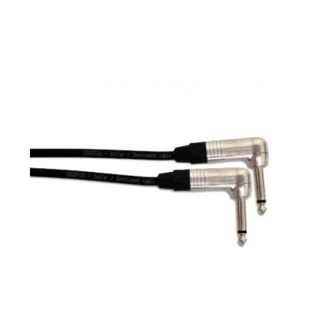 Digiflex - Tourflex Series Patch Cable w/dual right angles, 1'