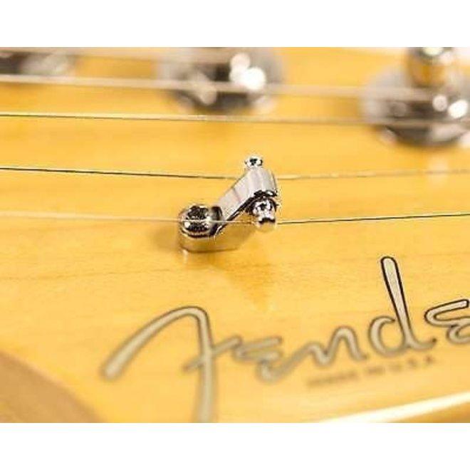Fender - American Standard String Guides (2) (Chrome)