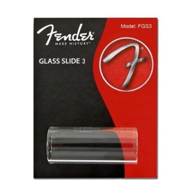 Fender - Glass Slide 3, Thick, Medium